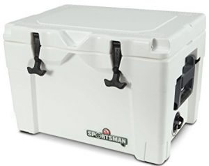 Sportsman 40Qt Cooler Closed