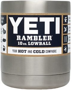 Yeti Lowball Rambler