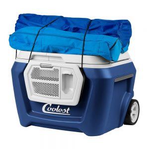 Coolest Cooler With Cargo Loaded