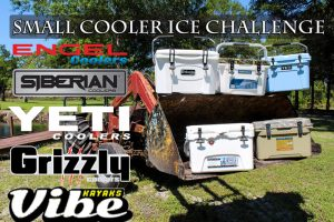 Small Cooler Ice Challenge