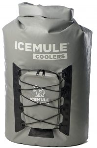 Pro Pack Attached To Ice Mule Cooler