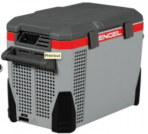 Portable Fridge Freezer By Engel Coolers