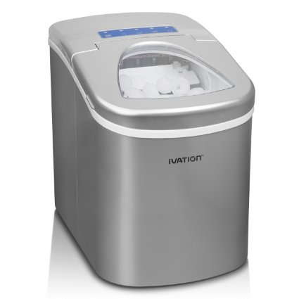 Ivation portable Ice Maker