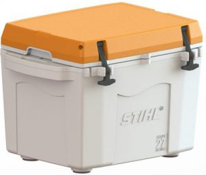 Custom STIHL Cooler By Taiga