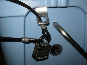 Lock Cooler To Bed