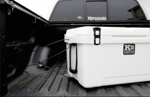 Locking Cooler To Truck Bed