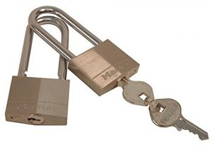 Master Locks For Coolers