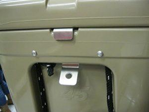 Cooler Lock Bracket