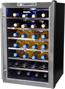 New Air Thermoelectric Wine Cooler