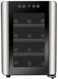 Closed Thermoelectric Wine Cooler