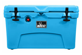 nICE 45 Blue Roto Molded Cooler