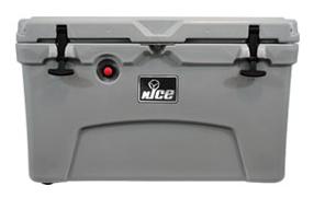 nIce 45 Grey Cooler