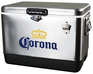 Stainless Steel Koolatron Cooler