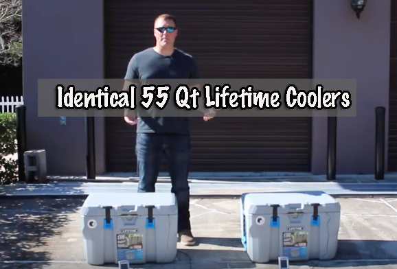 55 Qt Lifetime Coolers