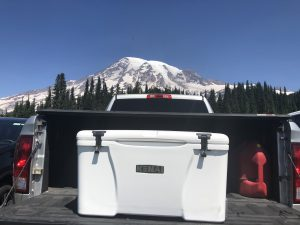 Kenai Cooler At Mt Rainier
