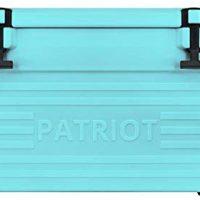 Sea Foam Green Patriot Cooler