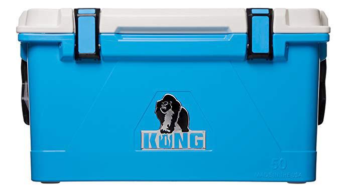 Blue Kong 50 Quart Cooler