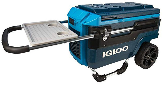 Igloo Trailmate With Handle Out