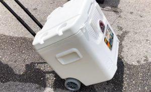 Quantum Rolling Cooler